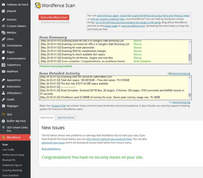 securiser-wordpress
