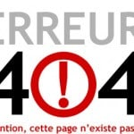 Les erreurs 404 sous WordPress