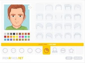 creer cartoon avatar