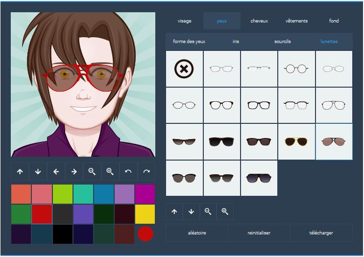 créer avatar personnalisé gratuitement