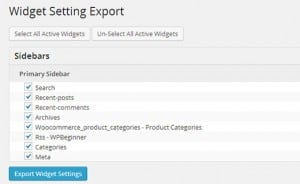 importer-exporer-widget-parametres