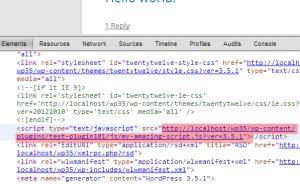 Comment Déplacer les codes JavaScript dans le footer