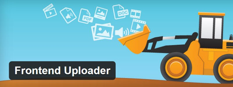 frontend-uploader-plugin