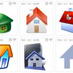 Ajouter accueil Icône dans le menu de navigation WordPress
