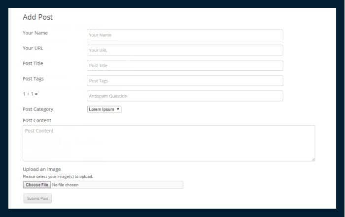 user-submitted-posts-in-action-plugin