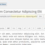 Comment éviter les titres d'articles en double sous WordPress