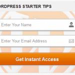 Ajouter un beau formulaire d'inscription FeedBurner à votre blog