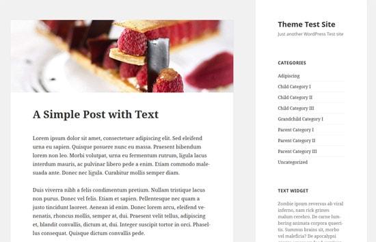 wordpress-2015-Twenty Fifteen-right-sidebar