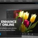Photoshop en ligne sans téléchargament