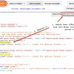 Ajouter le code adsense au milieu de vos articles sur blogger