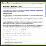 Ajouter le bouton Imprimer à votre blog sous WordPress