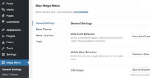 Ajouter un mega menu sur votre blog wordpress