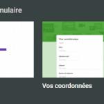 Créer un formulaire de contact sans plugin avec Google forms