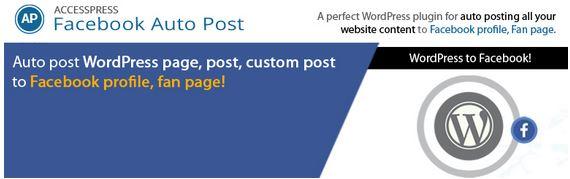 AccessPress Facebook Auto Post