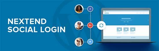 Nextend Social Connect plugin