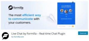 10 plugins gratuits pour ChatBot et Live Chat pour WordPress