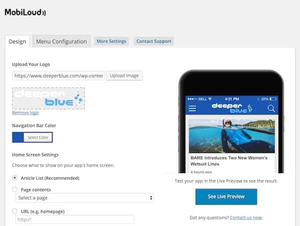 mobiloud-app