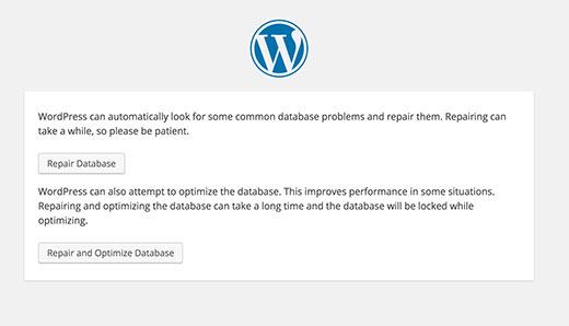 Fix erreur lors de l'établissement d'une connexion à une base de données dans WordPress