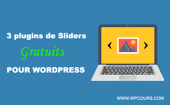 PLUGINS GRATUITS DE SLIDERS