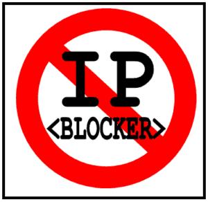 bloquer adresse ip wordpress