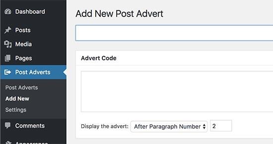 plugin pour les annonce wordpress
