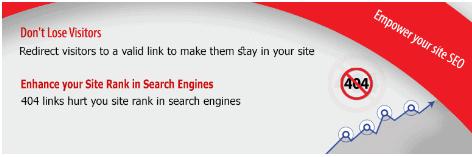 plugin pour rediréger les erreurs 404 vers page acceuil