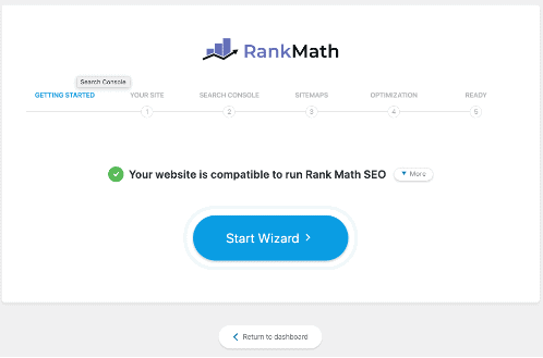 configurer rank math
