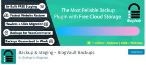 blogvault plugin de test