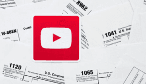 taxes youtube